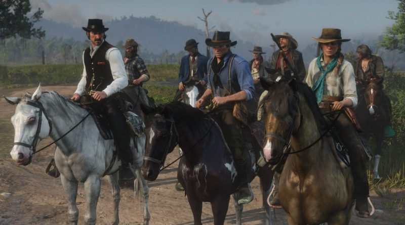 New Red Dead Redemption 2 Gameplay Trailer from Rockstar