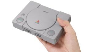 Sony zeigt vollständige Liste der Spiele für die PlayStation Classic Mini