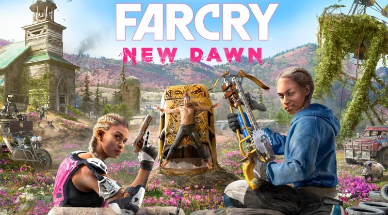 Ubisoft shows new beautiful Far Cry New Dawn screenshots