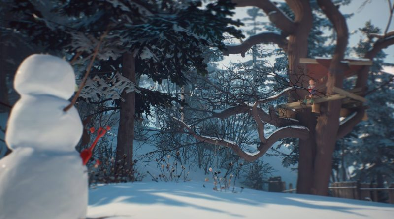 Life Is Strange 2 – Chris (Captain Spirit) will be back in Episode 2