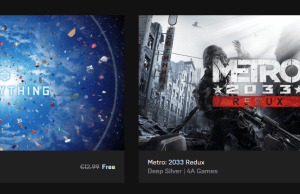 Metro 2033 Redux is now free on the Epic Games Store