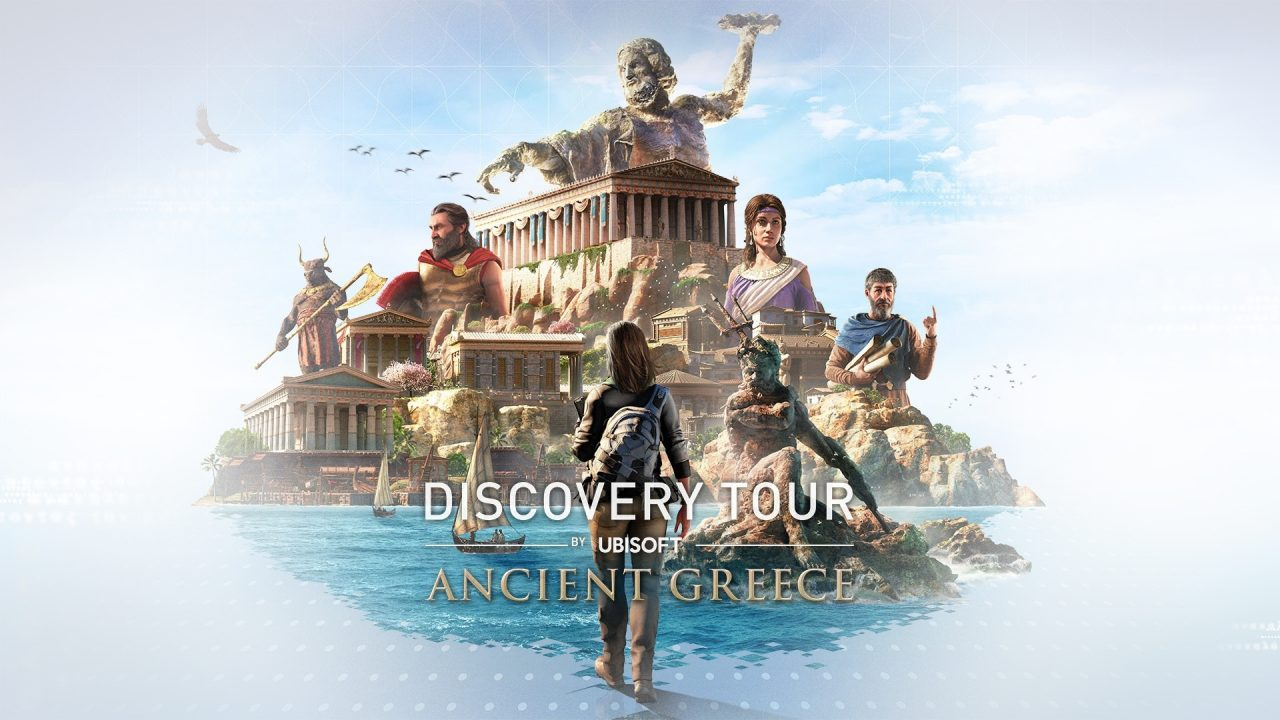 Assassin's Creed Odyssey Will Get Discovery Mode On September 10
