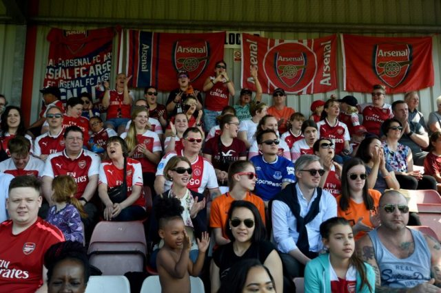 NORTH LONDON IS RED! Arsenal fans reflect on latest North London derby success over Spurs