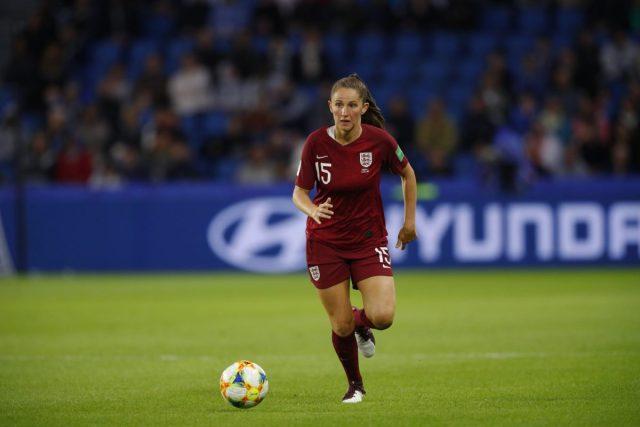 Abbie McManus: England's unexpected hero