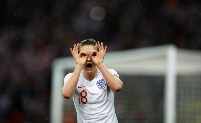 Manchester City's White nets hat-trick as England cruise to victory over Northern Ireland