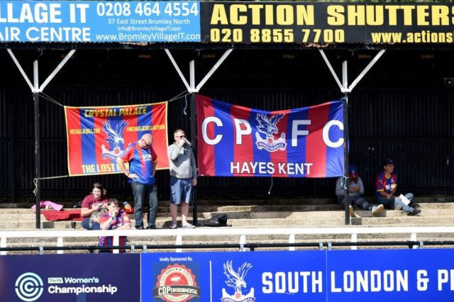 Crystal Palace youngster loaned to Kent Football United