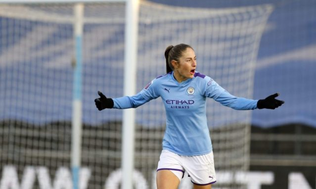 'My finishing has to be better' – Manchester City's Beckie critical of SheBelieves performances
