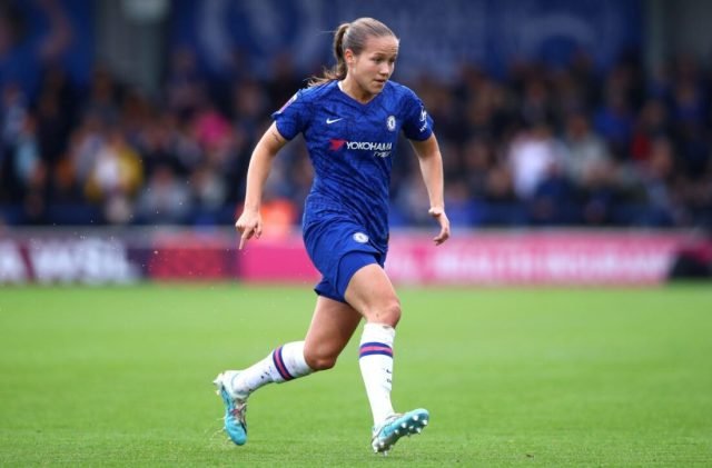 POLL: Chelsea's home kit voted the most popular in the FAWSL