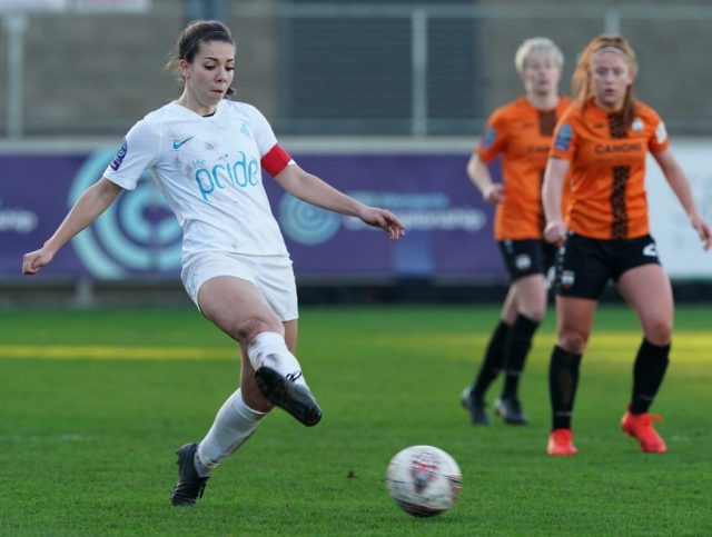 Former Chelsea apprentice leading the way as captain at London City Lionesses