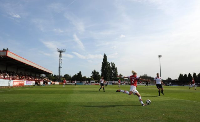 PREVIEW: Arsenal v Doncaster Rovers Belles