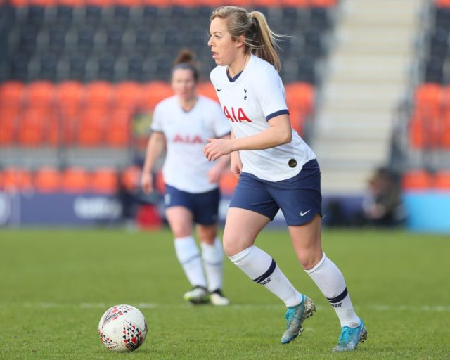 Forward Davison agrees new Tottenham Hotspur deal