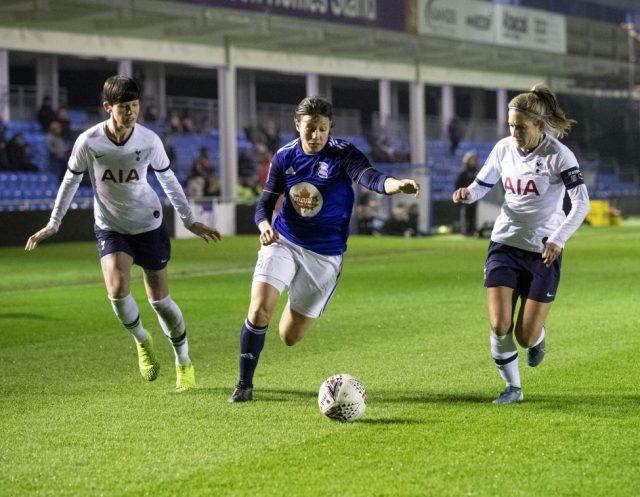Long-serving striker departs Birmingham City