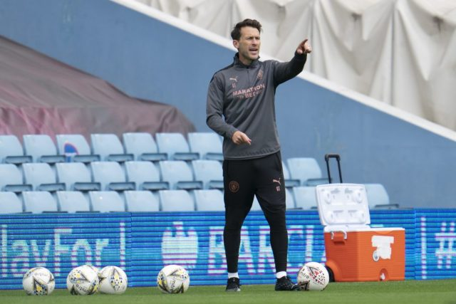Manchester City boss Taylor hails efforts of his depleted side against West Ham United