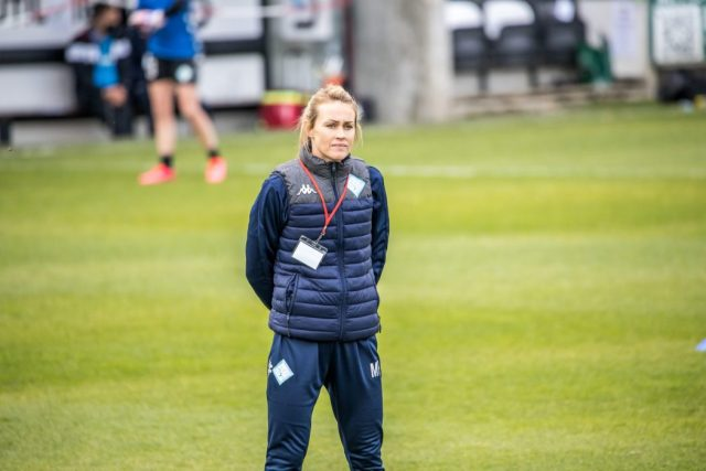 London City Lionesses head coach discusses this afternoon's 'important' London derby