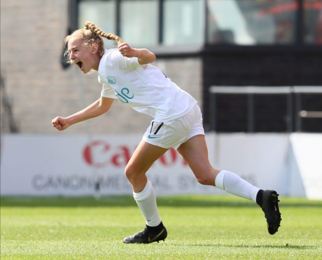 Improving London City Lionesses can climb the table says Fitzgerald