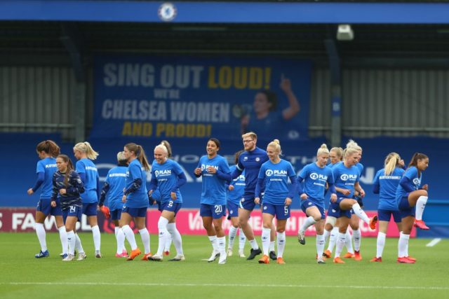 UWCL: Manchester City face Swedish test while Chelsea take on competition debutants