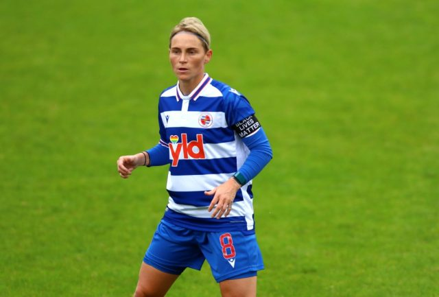 Reading's Fishlock impresses for Wales but victory is not enough to secure play-off