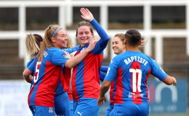 'It's a competition that we take seriously' – Palace boss Davenport looks ahead to Conti Cup tie