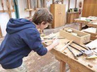 FAW Werkstatttage Holzwerkstatt
