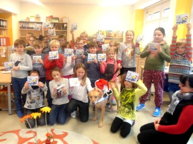 Montessori Grundschule KW_Eine kleine vorweihnachtliche Überraschung..._Dezember 2017_1