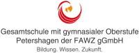 FAWZ_Logo_Gesamtschule mit gymnasialer Oberstufe Petershagen der FAWZ gGmbH
