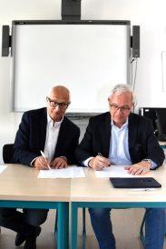 Berufliche Schule der FAWZ gGmbH_Vertrag mit FHM unterzeichnet_Mai 2019_11