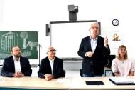 Berufliche Schule der FAWZ gGmbH_Vertrag mit FHM unterzeichnet_Mai 2019_15