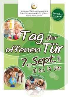 Montessori Campus Hangelsberg Clara Grunwald_Tag der offenen Tür am 7. September 2019_neu