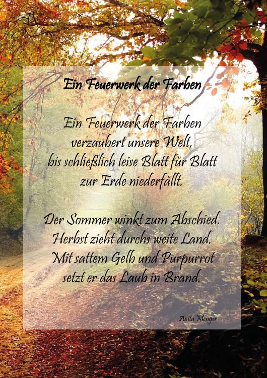 Herbstferien Gedicht 2019 Archive Fürstenwalder Aus Und