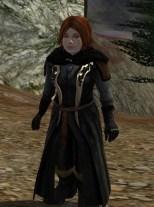 Dunland-Robe (schwarz)