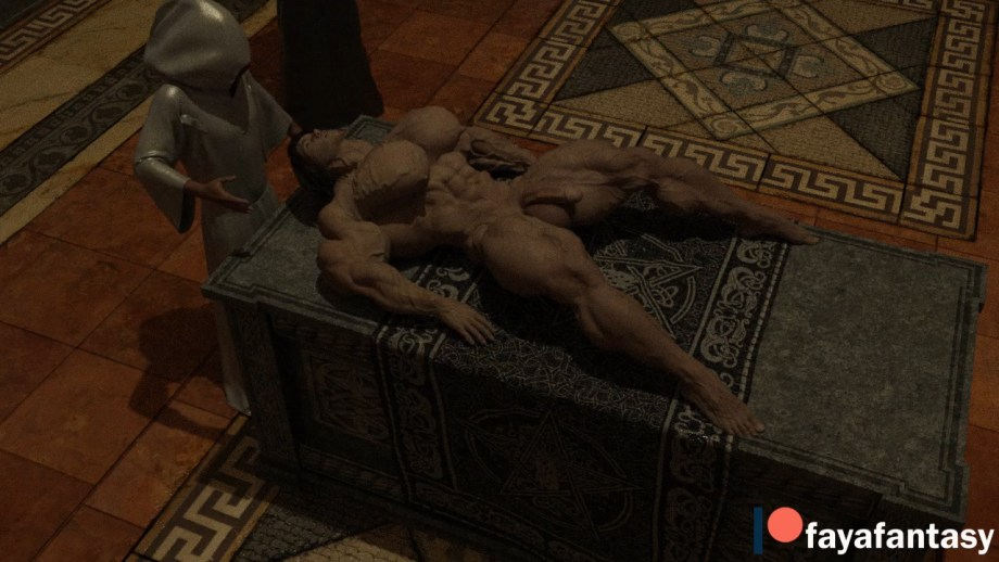 Sacred Ritual Part 2