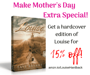 Louise for Mother's Day!