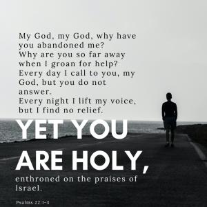 God abandoned me!