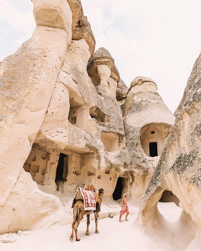 Goreme, Cappadokia
