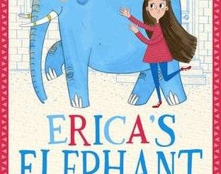 Blog Tour Schedule: Erica's Elephant by Sylvia Bishop