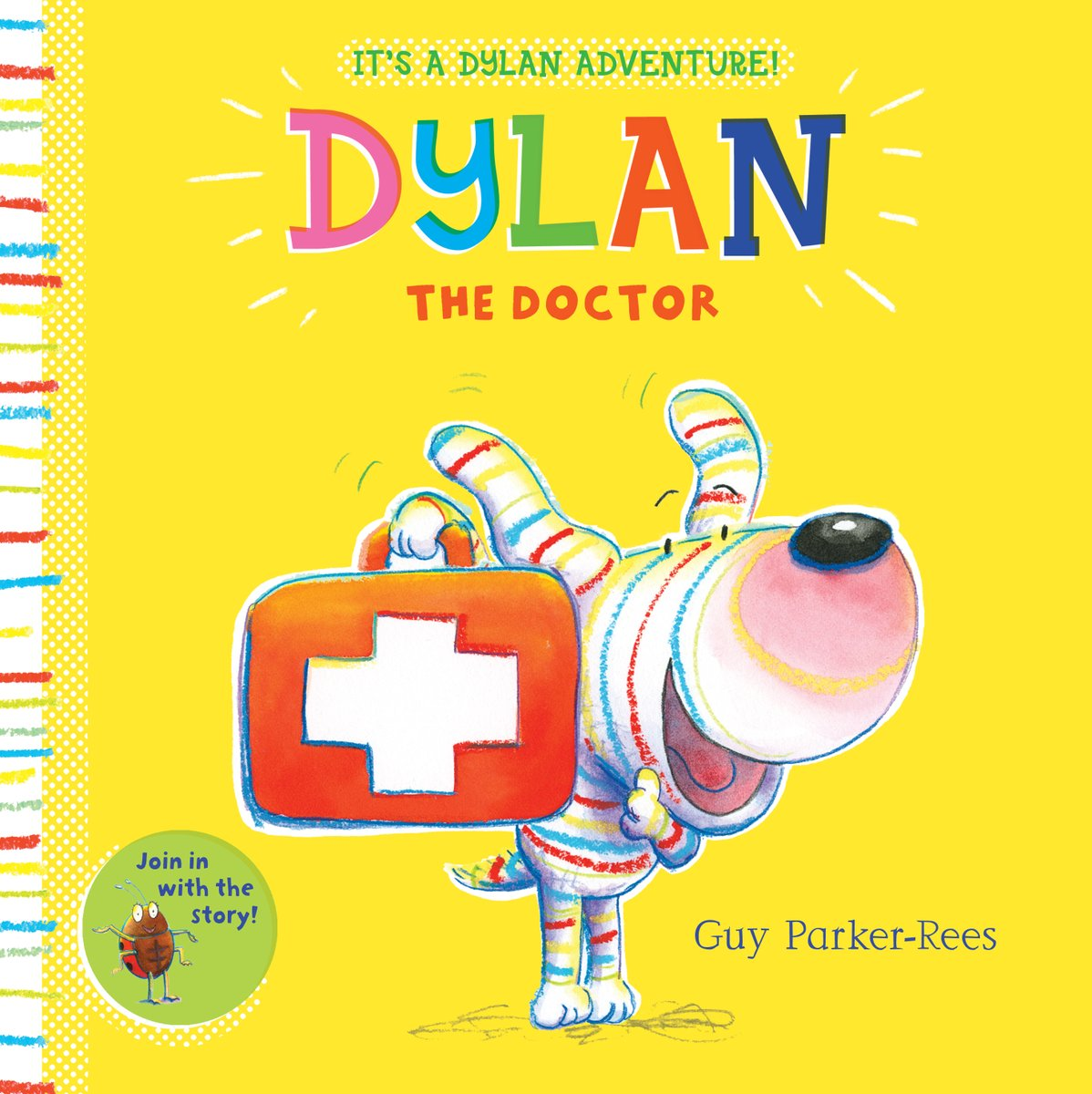 Blog Tour Schedule: Dylan the Doctor by Guy Parker-Reeves