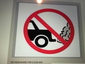 Anti-Idling Logo