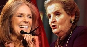 Albright & Steinem