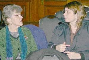 My First Mentor, Joy Castro & Me, 2008