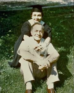 Dad & Me, circa, 1956