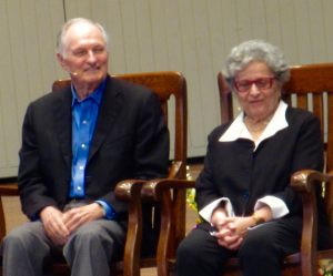 Alan & Arlene Alda M. Snider Photo