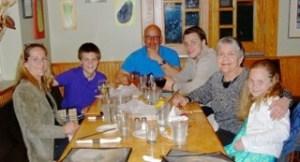 Family Visit, 2014