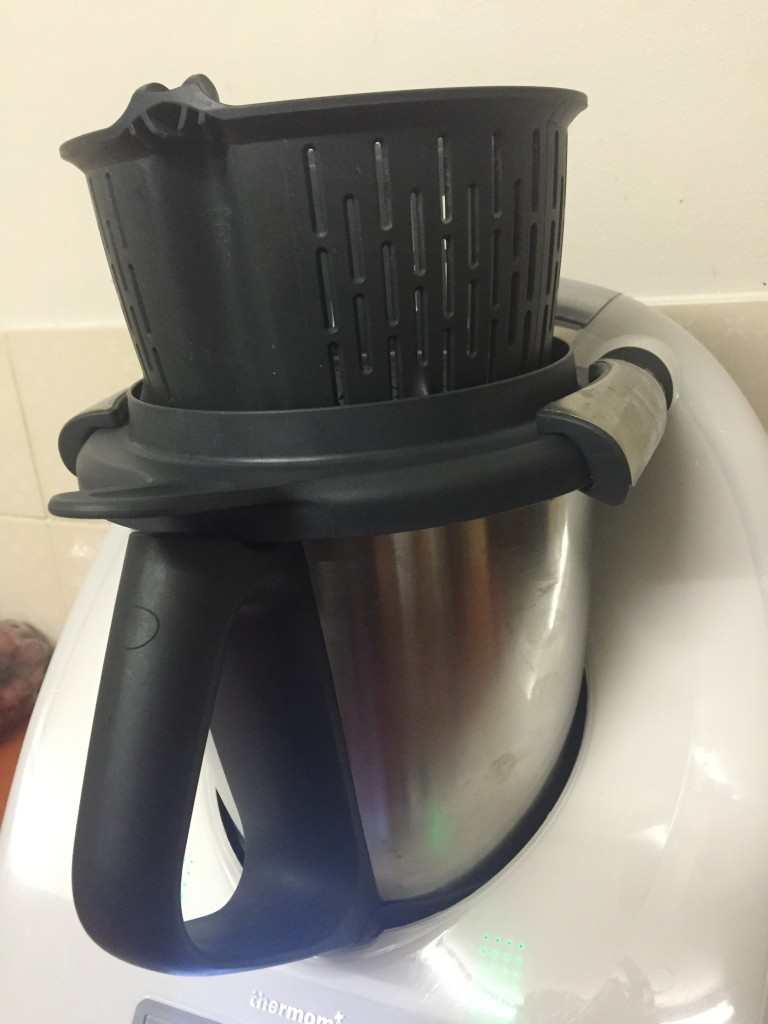 Use Steaming Basket / No MC