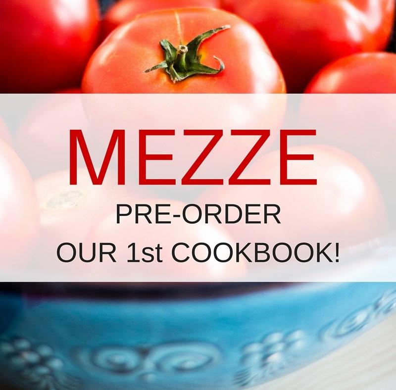 Mezze Cookbook Update – June 2016