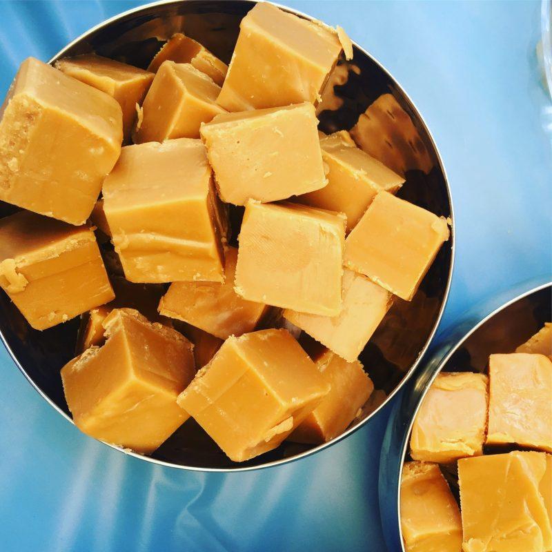 Thermomix Salted Caramel Fudge Recipe