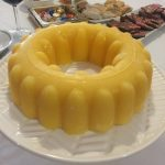 Peach & Lemon Jelly Mousse - Recipe For Your Thermomixer