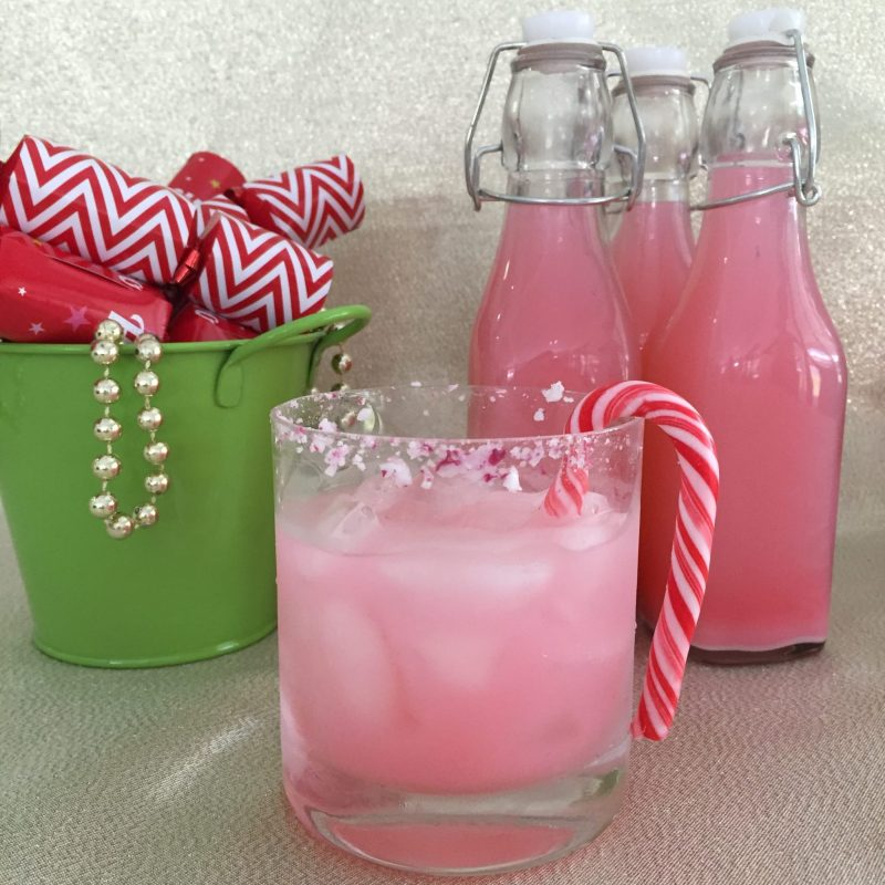 Candy Cane Vodka – Recipe For Your Thermomix