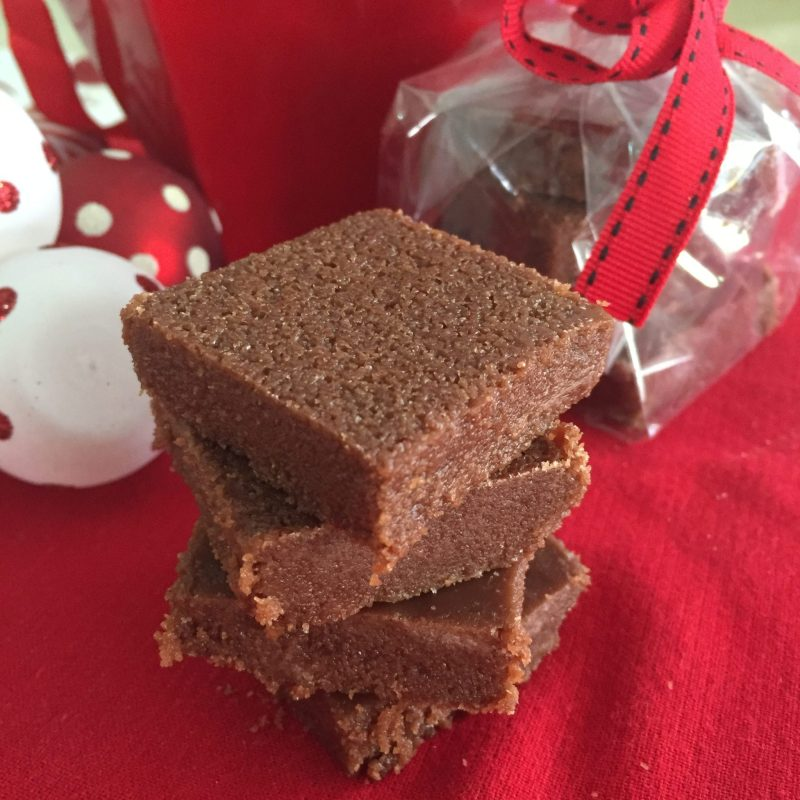 Sweet Stall Chocolate Fudge – Recipe For Your Thermomix