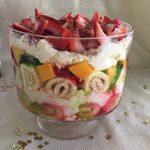 Chrystalla's Mum's Christmas Trifle