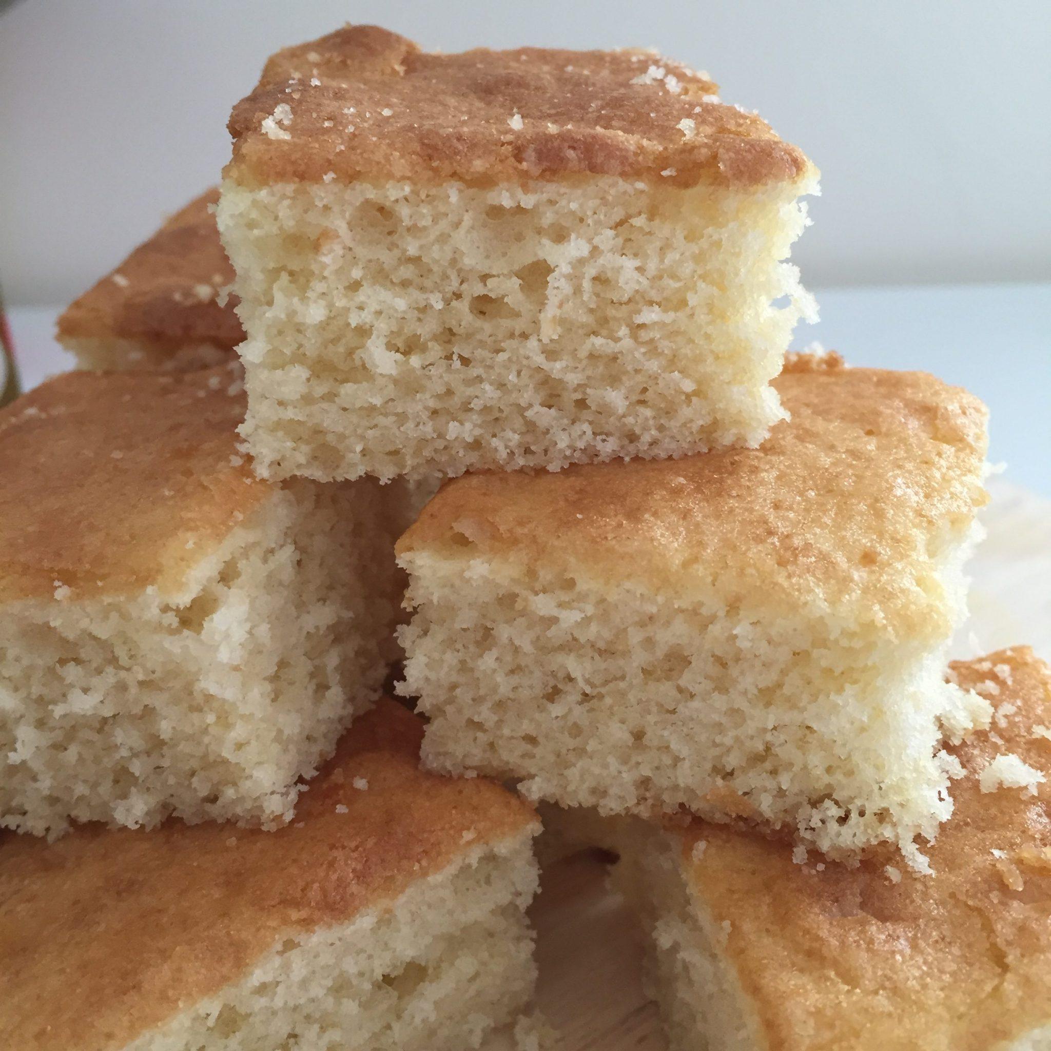 Vanilla Sponge Cake - Recipe For Your Thermomix